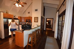 The Moorings Village and Spa aka The Rayburn's House in Bloodline is Wonderful!