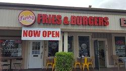 Funky fries & Burgers