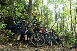Red Wolf Mountain Bike Tours