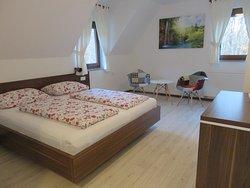 Large comfortable beautiful modern room