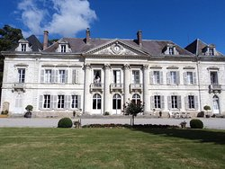 Chateau de Saulty
