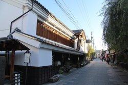 Shinshu Ueda Hokkaku Kaido Yanagimachi