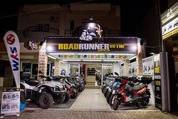 RoadRunner Moto