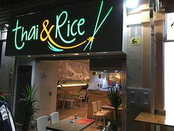 Thai & Rice