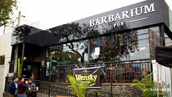Barbarium Beer Pub