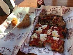 Mastro Titta Pizza