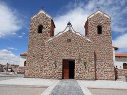 La Iglesia de San Antonio de Padua