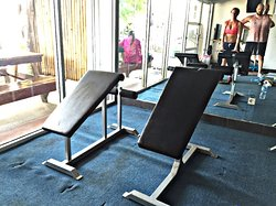 Holiday Fit Gili Air Gym Centre