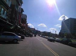 Xinyuan Street Day Market