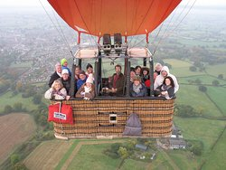 Wickers World Balloon Flights