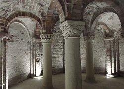 Cripta di Sant'Anastasio e Museo Lapidario