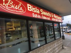 Bisla Sweets, Restaurant & Meat Shop