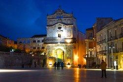 La Piazza Duomo