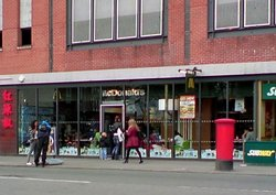 McDonald's - Oxford Road