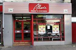 Allen's Fried Chicken - Cheetham Hill