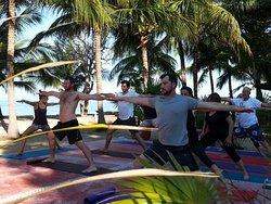 Pura Vida Yoga Troncones