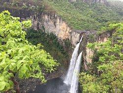 Cachoeira Saltos do Rio Preto