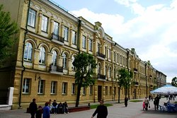 Mogilev State A. Kuleshov University