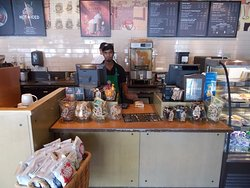 Starbucks, The Avenues Mall