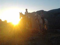 Horse Riding El Chorro