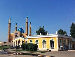 Ust-Kamenogorsk City Mosque