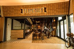 Flamender Restaurant Polus City Center
