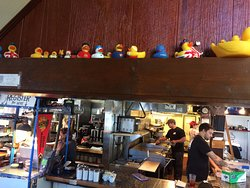 Duck collection & kitchen
