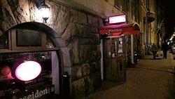 Poseidon. the beer cellar
