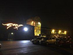 Manchester Greyhound Stadium Belle Vue