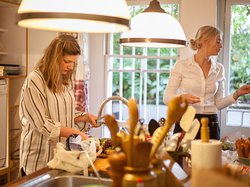 Clare & Phoebe of the Kitchen Creative