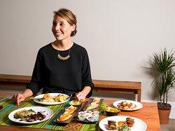 Chef Alejandra of Ground Kitchen