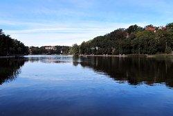 Tikhoye Lake