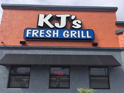 ‪KJ's Fresh Grill, Steak & Seafood‬