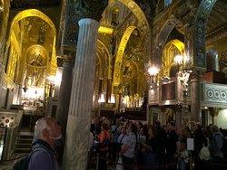 Chiesa Inferiore della Cappella Palatina