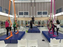 Fly'n Fit Trapeze Studio