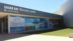 Shark Bay World Heritage Discovery and Visitor Centre