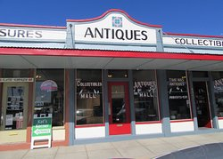 Time Was Antiques & Collectibles