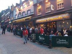 Peadar O'Donnells Bar