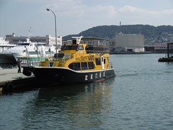 Sasebo Naval Port Cruise
