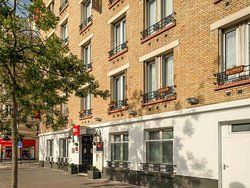 Hotel ibis Daumesnil Porte Doree