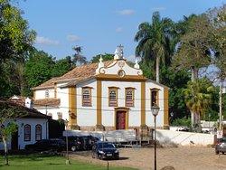Igreja N S das Mercês dos Pretos Crioulos