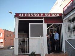 imagen Alfonso Y Su Bar en Archena