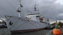 Research Ship Cosmonaut Viktor Patsaev