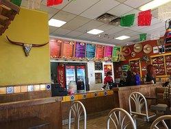 Los Carbones Taco Shop