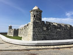 Fort San Salvador (Castillo De San Salvador De La Punta)