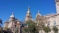 Parks des Montjuïc