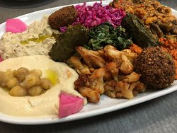 Layla's Falafel of Stamford