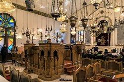 Sinagoga Or Zaruah o Yamin Benarroch