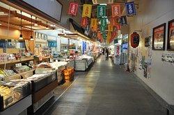 Shimizu Fish Market Kashinoichi