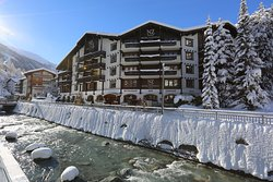 Hotel National Zermat